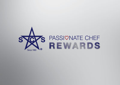 SCS Passionate Chef Rewards